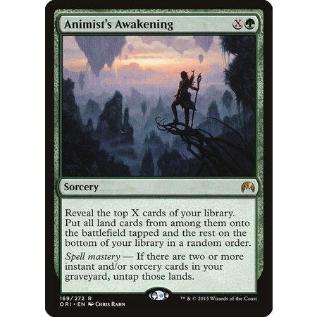 Animist's Awakening - Foil