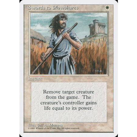 Swords to Plowshares (MP)