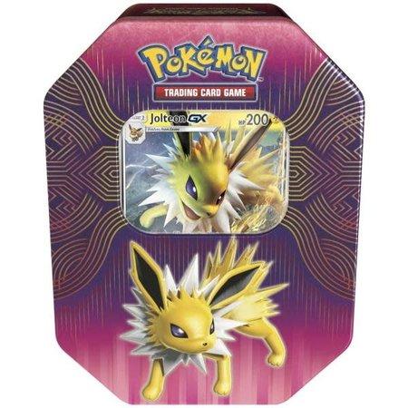 Pokemon Elemental Power GX Tin - Jolteon