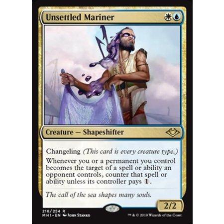 Unsettled Mariner