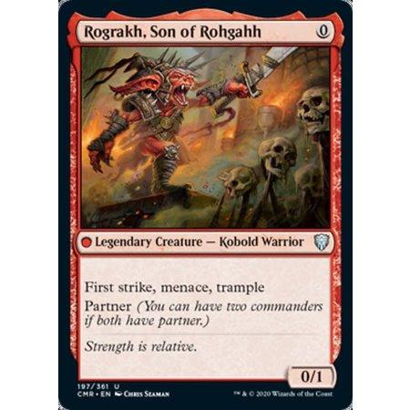 Rograkh, Son of Rohgahh - Foil