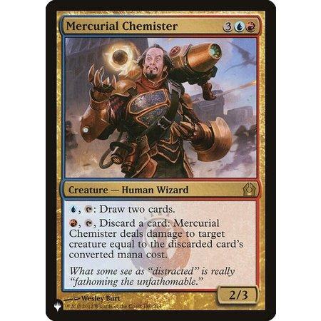 Mercurial Chemister