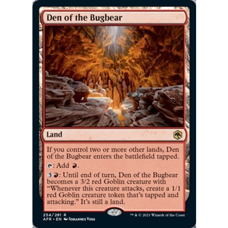 Den of the Bugbear