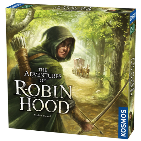 PREORDER - The Adventures of  Robin Hood