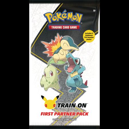 Pokemon First Partner Pack (Johto)