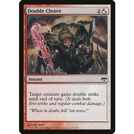 Double Cleave - Foil