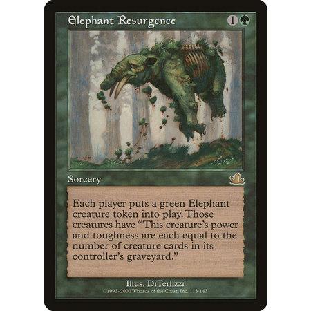 Elephant Resurgence