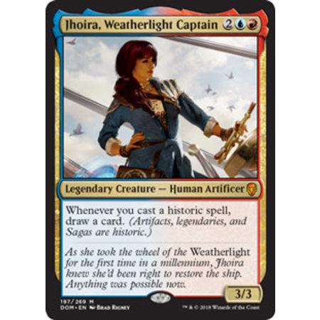 Jhoira, Weatherlight Captain