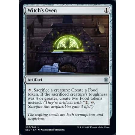 Witch's Oven