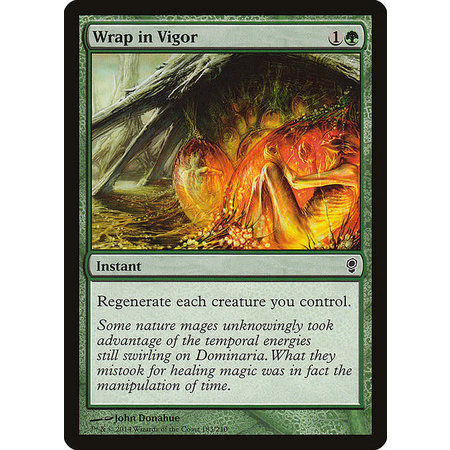 Wrap in Vigor