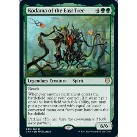 Kodama of the East Tree