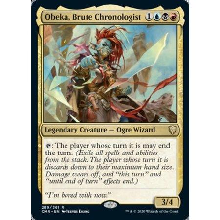 Obeka, Brute Chronologist