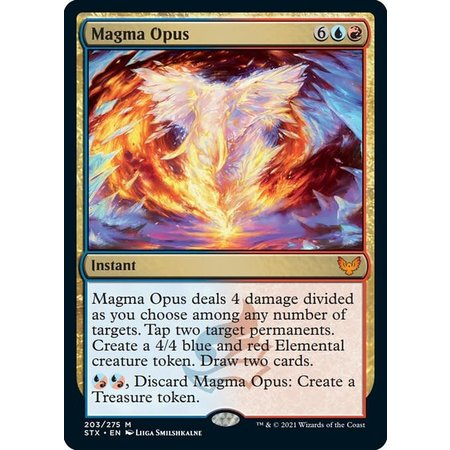 Magma Opus - Foil