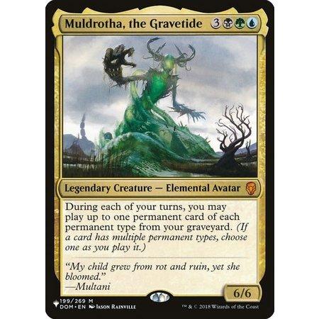 Muldrotha, the Gravetide
