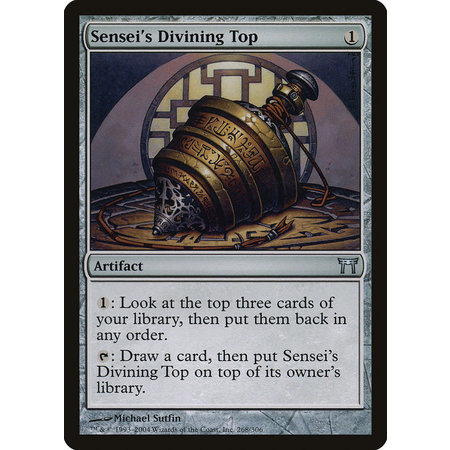 Sensei's Divining Top (HP)
