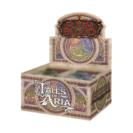 Flesh and Blood First Edition Booster Box - Tales of Aria