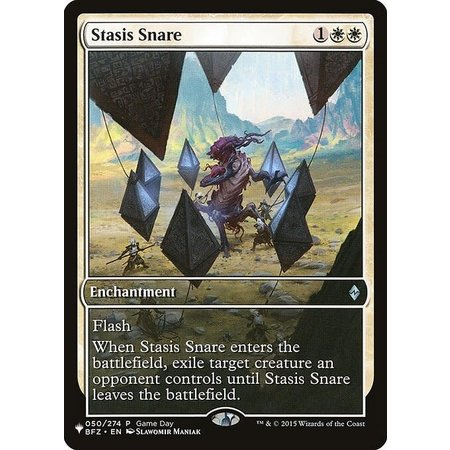 Stasis Snare