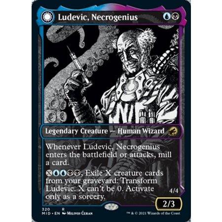 Ludevic, Necrogenius