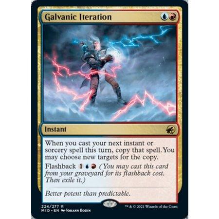 Galvanic Iteration