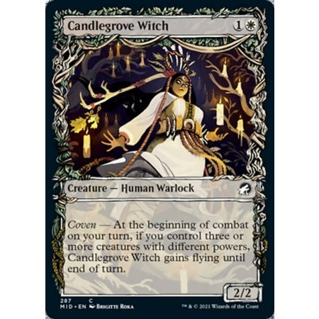 Candlegrove Witch