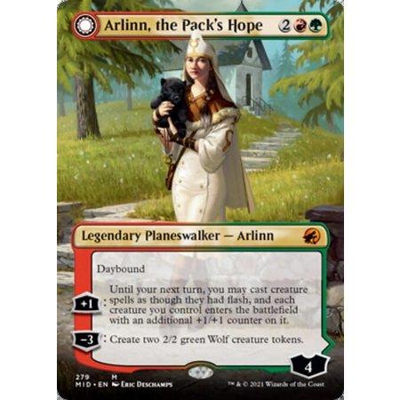 Arlinn, the Pack's Hope - Foil
