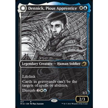 Dennick, Pious Apprentice - Foil