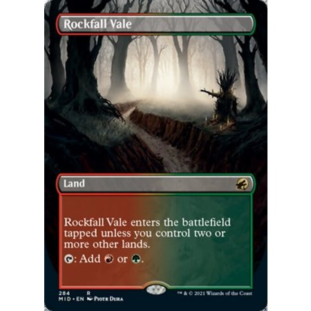 Rockfall Vale - Foil