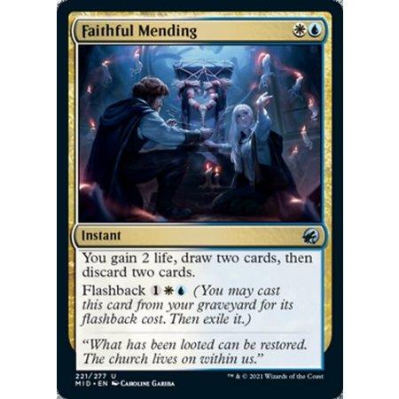 Faithful Mending - Foil