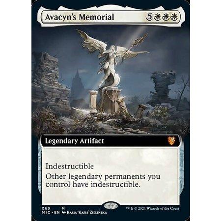 Avacyn's Memorial