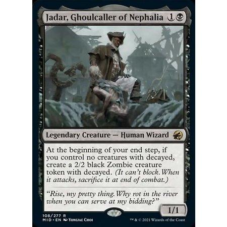 Jadar, Ghoulcaller of Nephalia - Foil