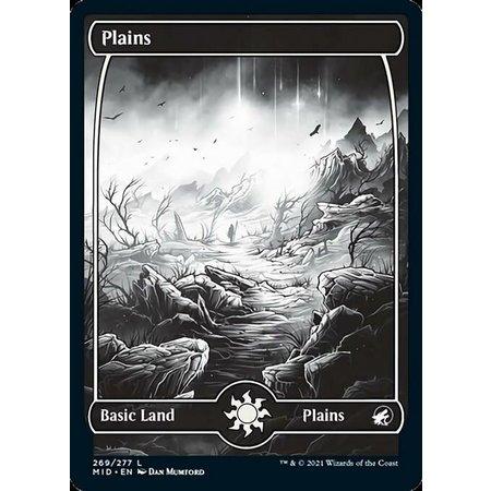 Plains (269) - Full Art - Foil