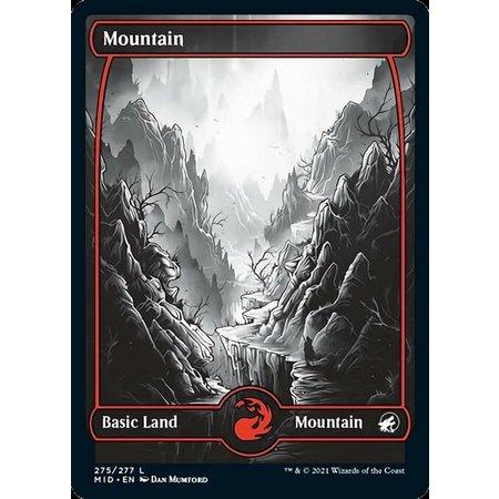 Mountain (275) - Full Art - Foil