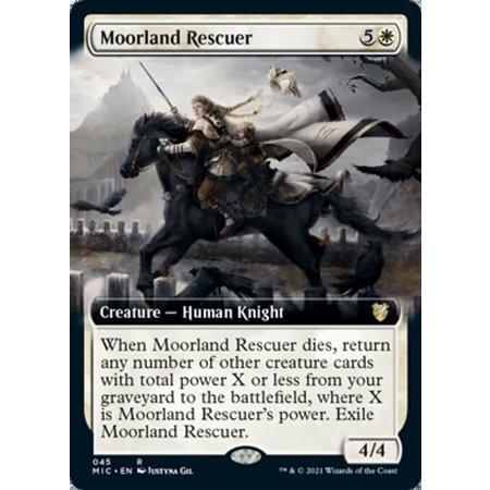 Moorland Rescuer