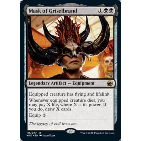 Mask of Griselbrand - Foil