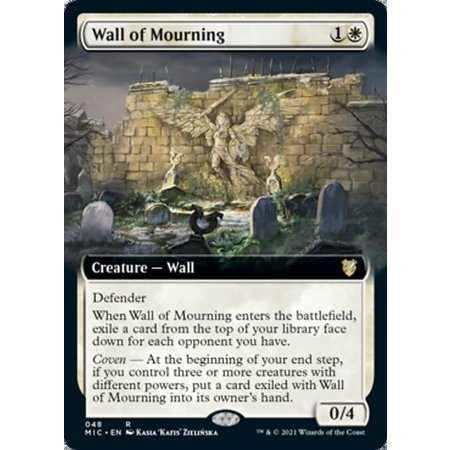 Wall of Mourning