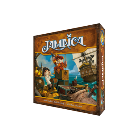 PREORDER - Jamaica Revised Edition