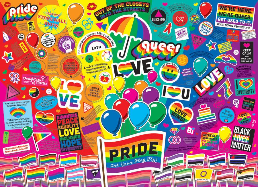 1000 - Pride