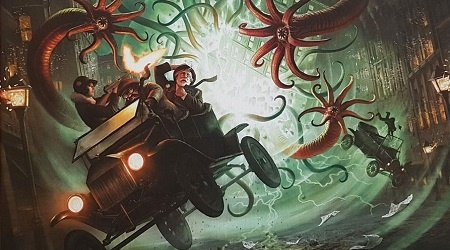 Arkham Horror and other Halloween strategy board games
