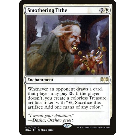 Smothering Tithe (LP)