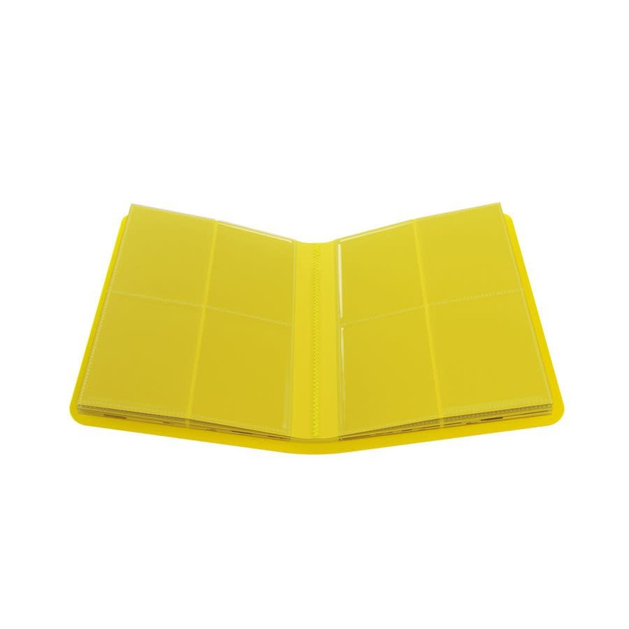 8-Pocket Casual Album - Yellow