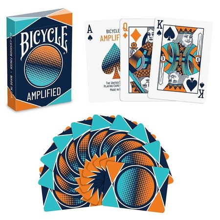 Bicycle Playing Cards - Amplified Deck