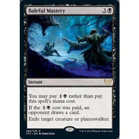 Baleful Mastery