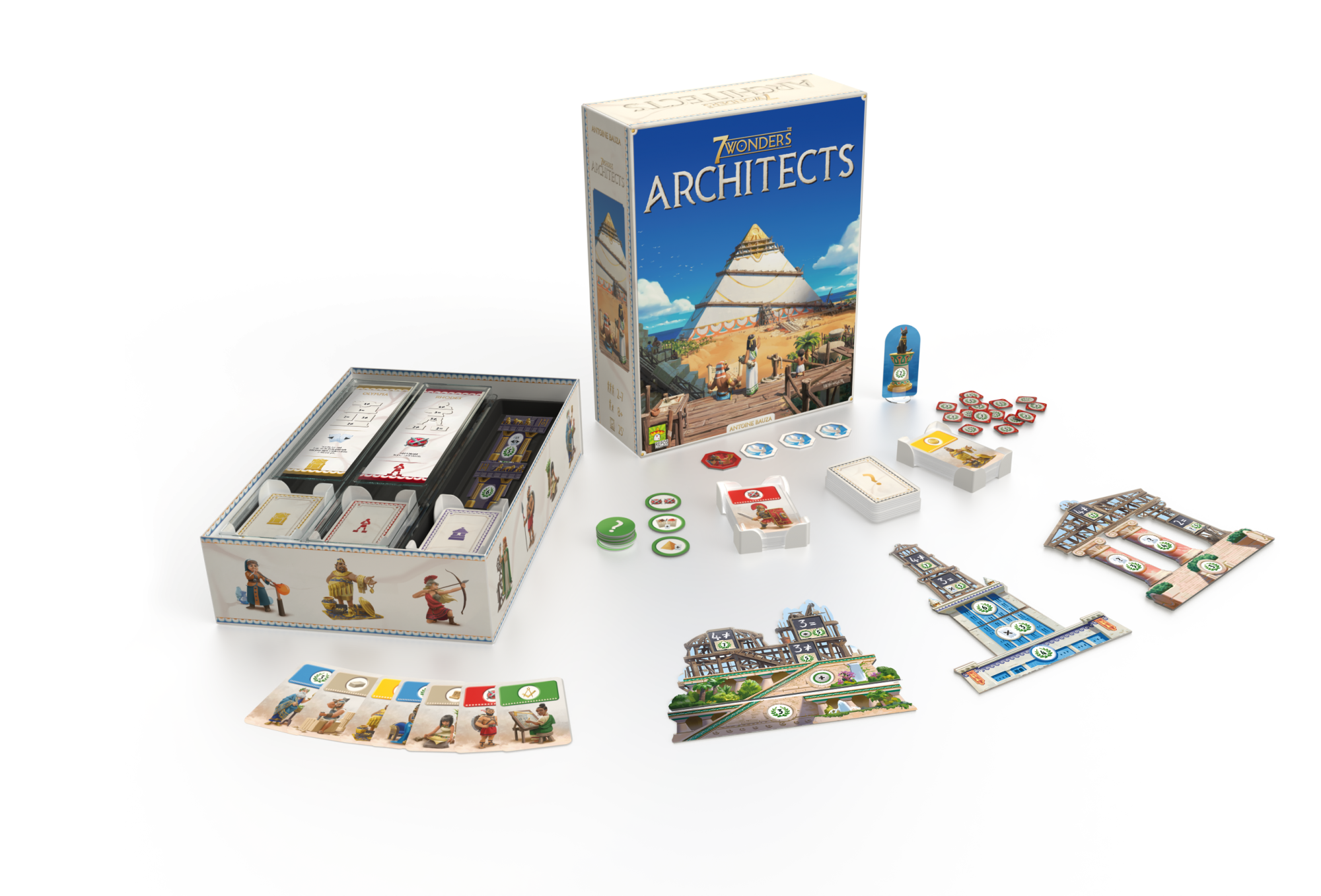 PREORDER - 7 Wonders - Architects