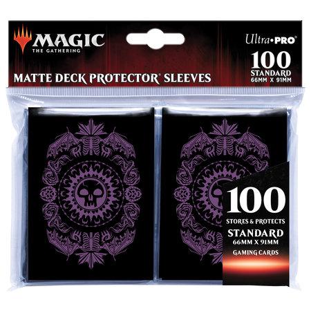 Deck Protector Sleeves - MTG Mana Swamp 100+