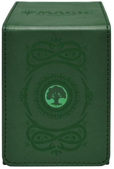 Alcove Flip Deck Box - MTG Mana Forest
