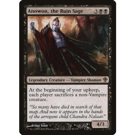 Anowon, the Ruin Sage