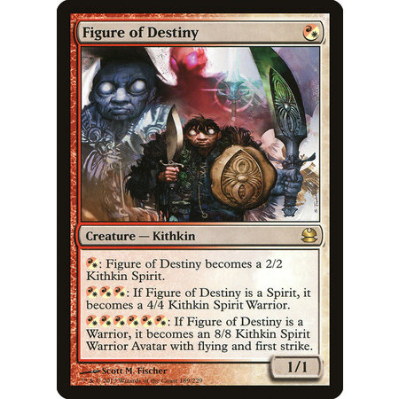 Figure of Destiny