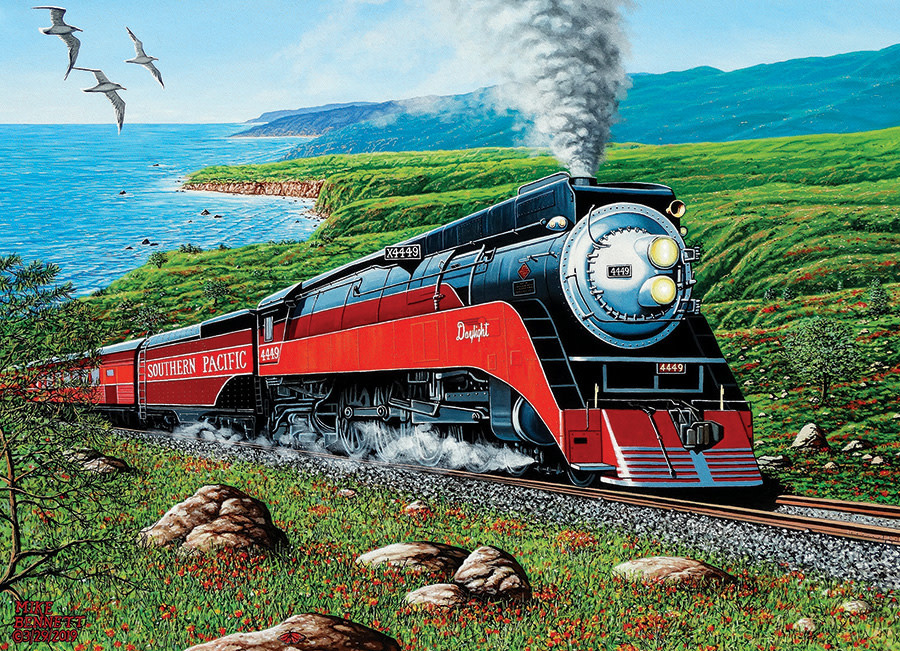 1000 - Southern Pacific
