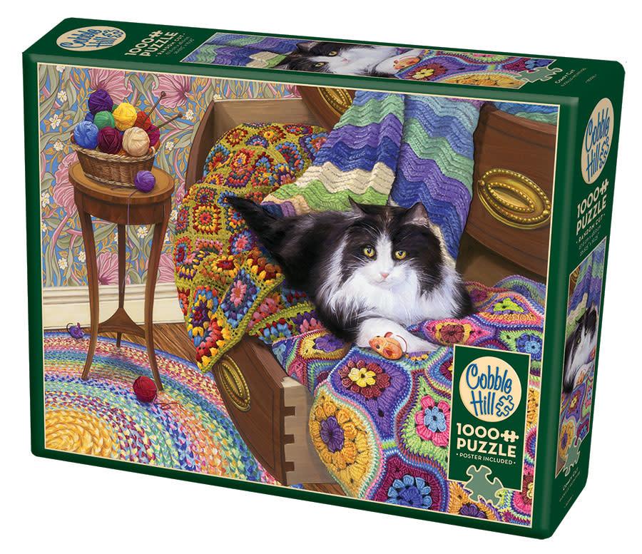 1000 - Comfy Cat