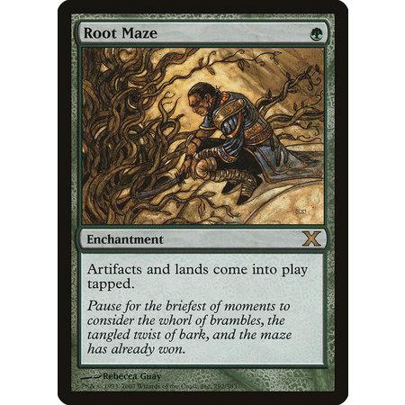 Root Maze (LP)